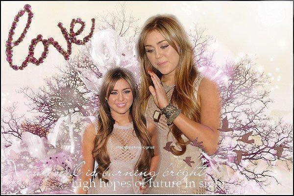 . Bievenue sur MileyDestiny-Cyrus, ta nouvelle source sur la belle Miley Ray Cyrus !.