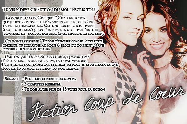 Fiction Coup De Coeur