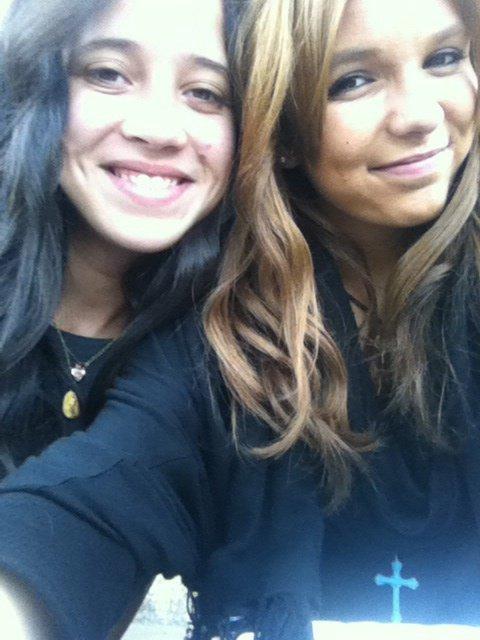 moi et ma meilleure amie ^^