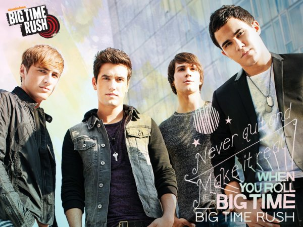 Big Time Rush.....