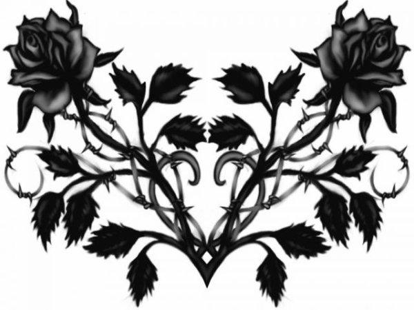 Gothic rose....