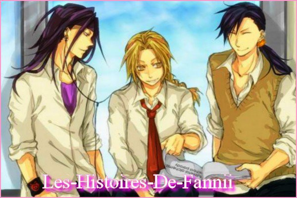 Feuille à Fanfiction : Sentiments improbables. - Fullmetal Alchemist.