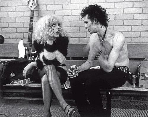 Feuille à Fanfiction : Sid and Nancy. - Sex Pistols.