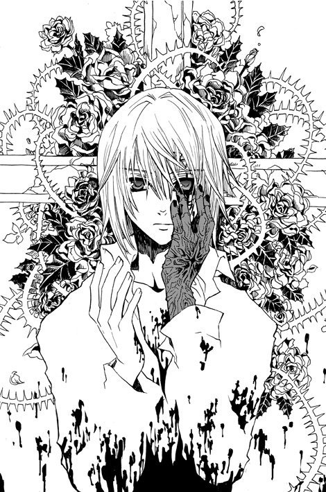 Feuille à Fanfiction : The Damned. - D-Gray Man.