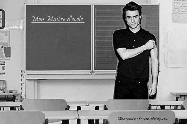 Feuille à Fanfiction : Mon maître d'école. - Harry Potter.