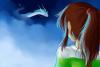 Feuille à Fanfiction : Un autre voyage pour Chihiro. - Le voyage de Chihiro.