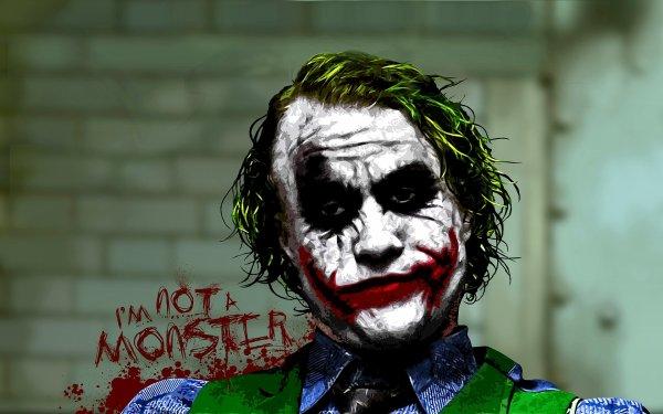 Feuille à Fanfiction : La rose et le joker. - The Dark Night / Batman / Killing Joker.