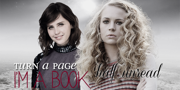 Feuille à Fanfiction : Turn a page, I'm a book half unread. - Simple Plan.