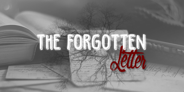 Feuille à One Shot : The forgotten letter. - Simple Plan.