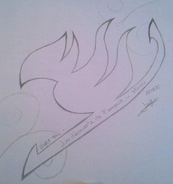 Feuille à Fanfiction : Découverte de l'amour. - Fairy Tail.