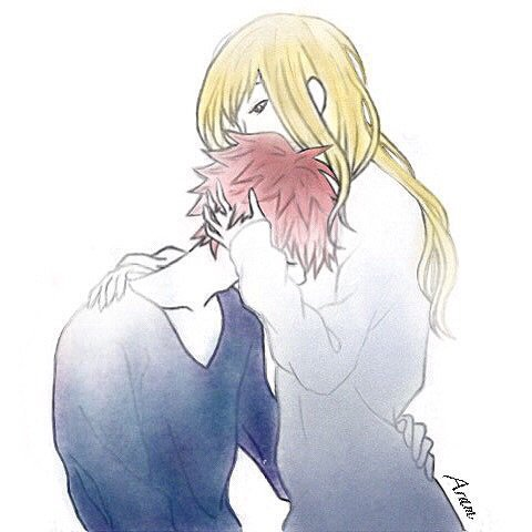 Feuille à Fanfiction : Love traffic. - Fairy Tail.