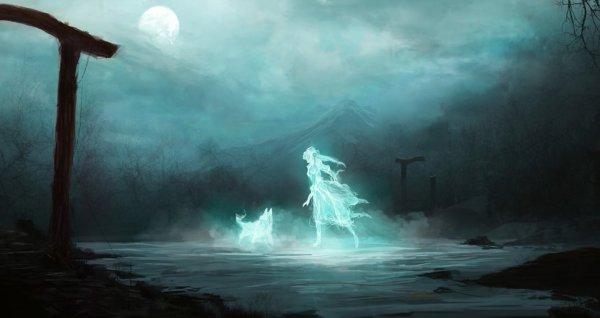 Feuille à Fiction : La légende des guerriers Loups.