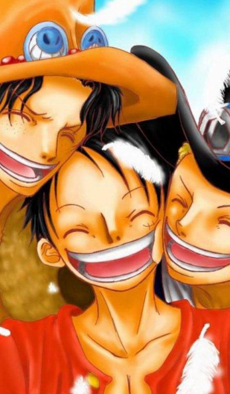Feuille à Fanfiction : Le lycée Roger. - One Piece.