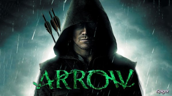 Feuille à Fanfiction : Qui es-tu Arrow ? - Arrow.