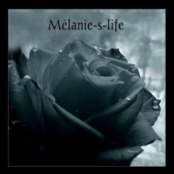 Feuille à Fiction : Melanie's life.