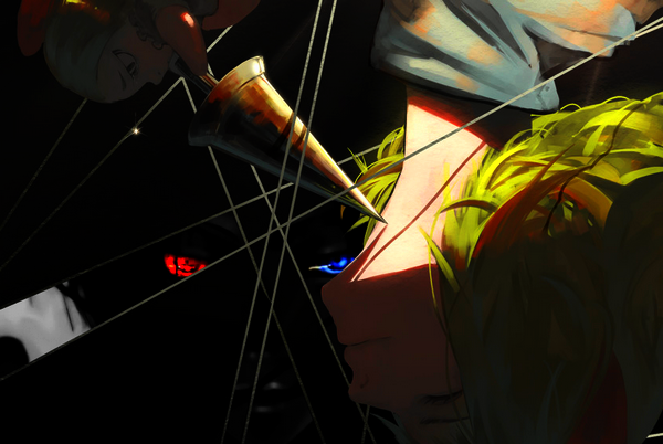 Feuille à One Shot : Merle. - Katekyo Hitman Reborn.