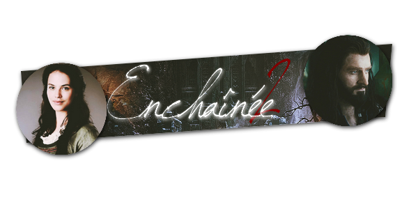 Feuille à Fanfiction : Enchainée 2. - The Hobbit.