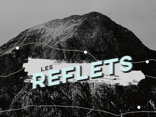 Feuille à Blog à Textes : Les reflets.