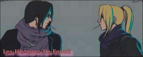 Feuille à Fanfiction : Forbidden. - Naruto.