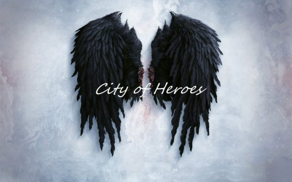 Feuille à Fiction : City of heroes.