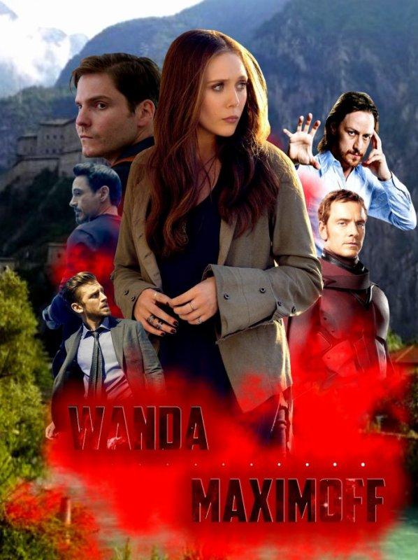 Feuille à Fanfiction : Wanda Maximoff, A la découverte du passé. - Avengers.