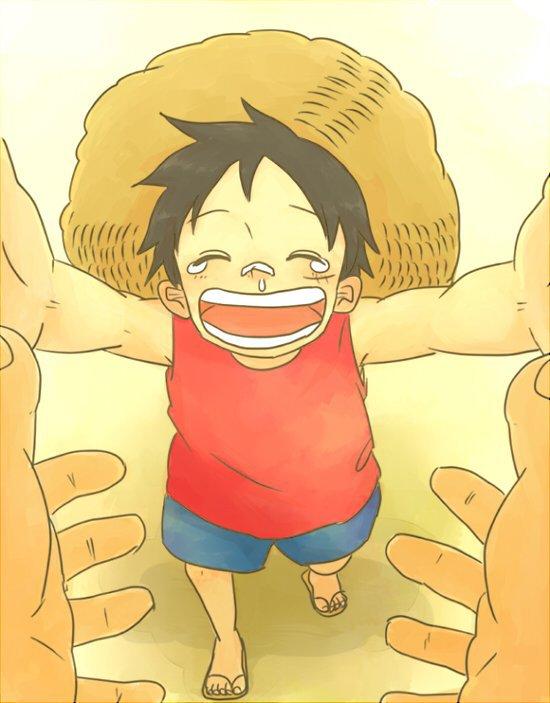 Feuille à One Shot : Aucun choix. - One Piece.