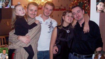 ===> Mes frères ma nièce et moi <===