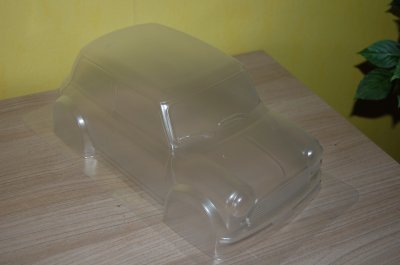 carosserie mini