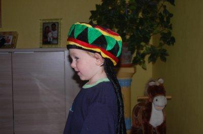 thibaut et son bonnet