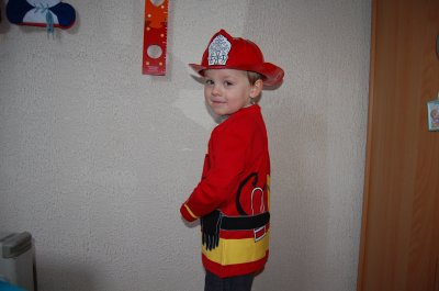 le super pompier