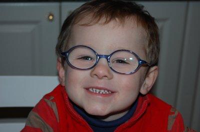 thibaut avec ces lunette