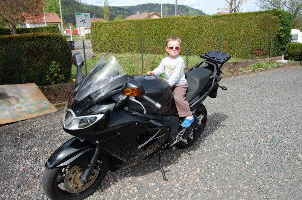 j'aime les motos
