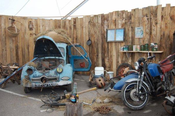 26éme bourse d'échange auto-moto anciennes à Vagney