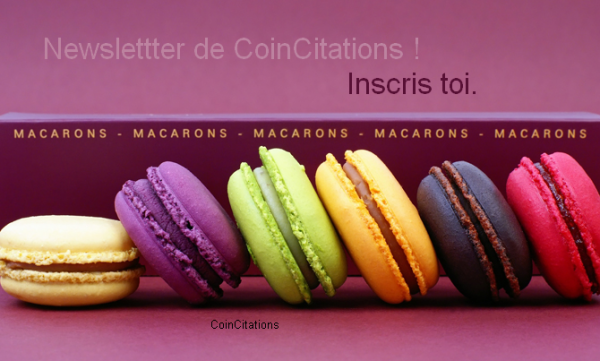 Newsletter in CoinCitation ; What els ?