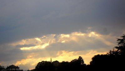 Les rayon de soleil