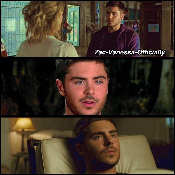 Bienvenu sur Zac-Vanessa-Officially