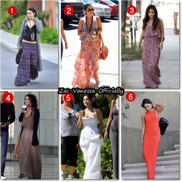 Mode: Vanessa Hudgens : Le look Ideal de l'ete ?!