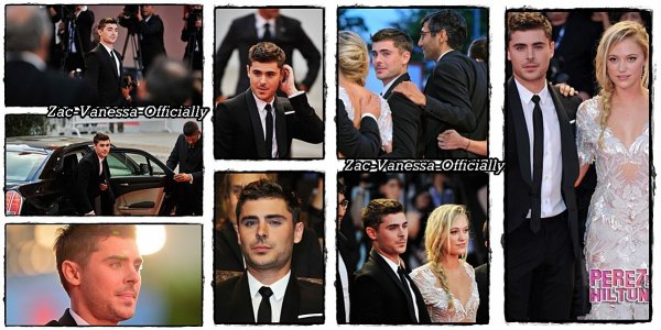 Flach Back 31 Aout 2012 : Zac Efron Maika Monroe & l'equipe du film de At Any Price a Venise