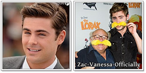 Zac : Beard Evolution