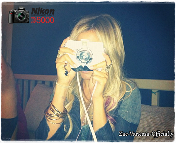 Zac,Vanessa & Ashley, des futurs photographes ?