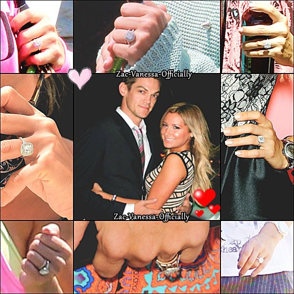 Engagement ring of Ashley