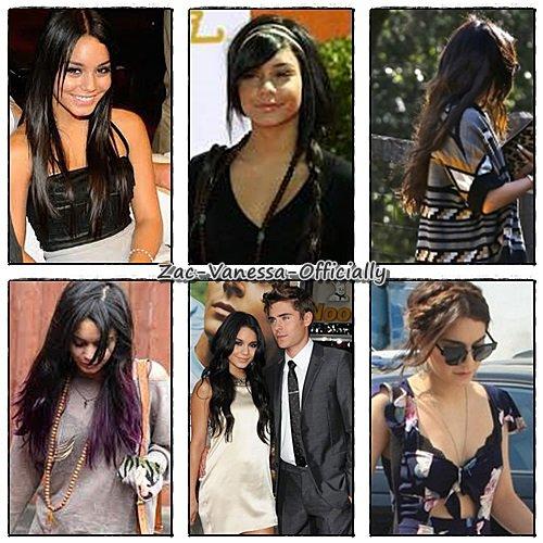 Hairstyle Vanessa