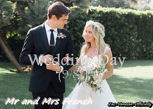 Mr and Mrs French