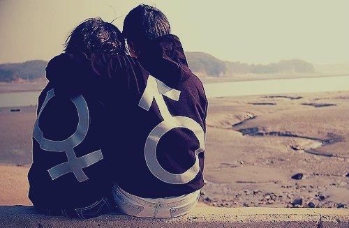 Si deux personnes s'aiment, il ne peut y avoir de fin heureuse .