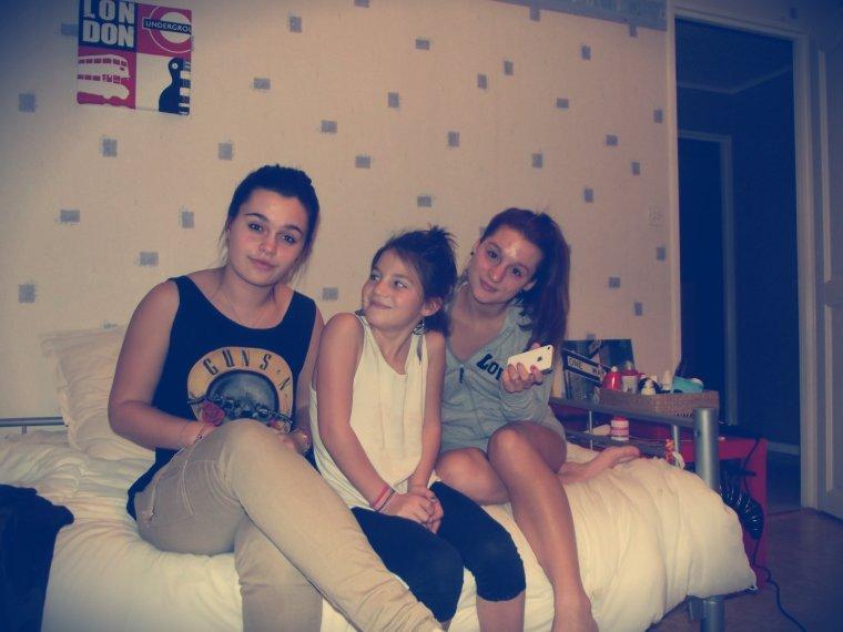 Mes demi-soeurs, les amours de ma vie !♥