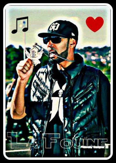 La Fouine , The Best In Rap ...*