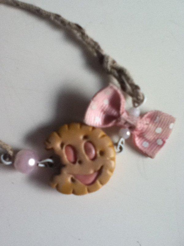 Bracelet BN rose