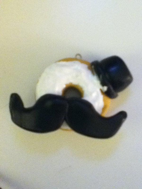 Donuts gentleman