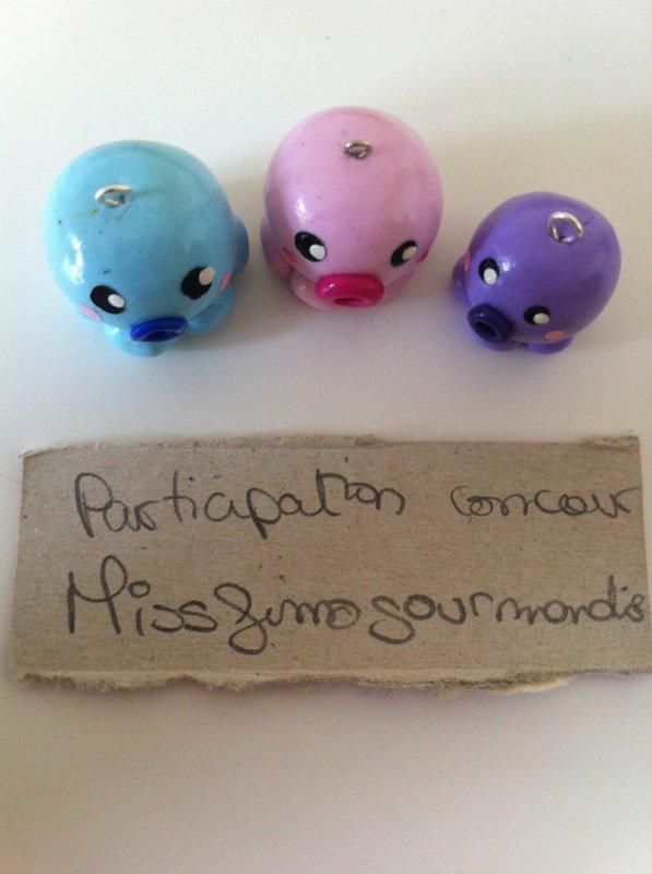 Participation au concour de missfimogourmandise