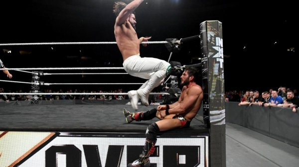 NXT TAKEOVER PHILADELPHIE + MES NOTES